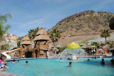 Balneario Spa El Geiser Tecozautla Hidalgo.