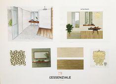 Interior Design: How To Communicate Your Ideas To Clients Interior Design Business, Interior Design Inspiration, Barbershop Design, Interiors Magazine, Concept Board, Design Process, Mood Boards, Home Improvement, Blog