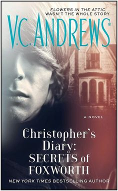 It all began with Flowers in the Attic, a dark romance that spurred a twisted (and very juicy) five-book series. V.C. Andrews's newest release,Christopher's Diary: Secrets of Foxworth (The Diaries), is the follow-up fans have been waiting for. When Kristin Masterwood finds Christopher Dollanganger's diary from the time when he was locked in an attic with his sister and other siblings, the tale of forbidden love she reads about excites dangerous passions of her own. Out Oct. 28