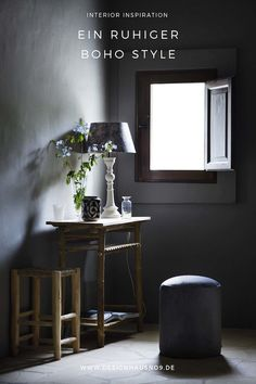 Tine K Home, kolekcja La Granja Ibiza SS tinekhome - Letnia kolekcja Tine K Home La Granja Ibiza Wabi Sabi, Turbulence Deco, Creative Architecture, Bohemian Interior, Blinds For Windows, Nature Decor, Dream Rooms, Beautiful Space, House In The Woods