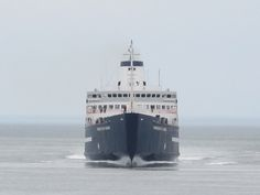 Jacques M. snapped this shot of the Princess of Acadia on one of its final ferry trips. New Brunswick, Nova Scotia, Willis Tower, Sailing, Trips, Island, Princess, Photos, Instagram