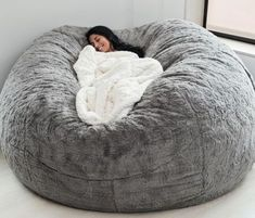 Shop Lovesac now for our legendary bean bag chairs, including The BigOne giant bean bag chair & more. Super plush and soft bean bag chairs up to wide. Fluffy Bean Bag Chair, Bean Bag Bed, Fur Bean Bag, Big Bean Bags, Giant Bean Bags, Giant Bean Bag Chair, Big Bean Bag Chairs, Bean Chair, Living Room Chairs