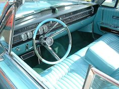 Ladybird - 1964 Lincoln Continental Convertible by Eric F Savage, via Flickr