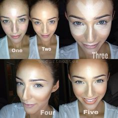 How To Contour Your Face Like A Celebrity - Page 3 of 7 - Fashion Style Mag