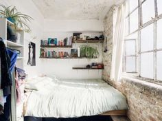 12 dormitorios tan pequeños como perfectos