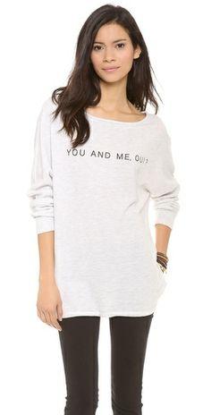 Soft Joie Sunday Sweatshirt