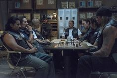 7x11 - Suits of Woe - SAMCRO - Sons Of Anarchy Photo (37783229) - Fanpop