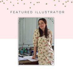 Illustration Boutique Featured Illustrator | Nicola Sutcliffe
