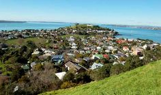 Loved by locals and visitors, Mount Victoria is one of the best vantage points in all of Auckland for stunning views | Visit Devonport, Auckland, New Zealand