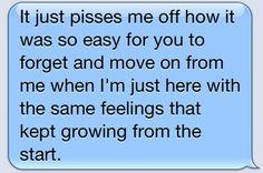 Broken hearted T_T