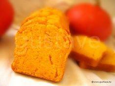 Cake moelleux au potimarron (essayer sans beurre, avec de la crème fraiche 0%)