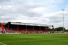 Earth Stadium (Belle Vue), Doncaster (Former Ground)
