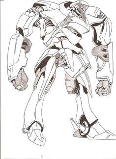 robot_manga_by_oreckk-d5a0wh7.jpg 762×1,048 pixels