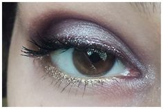 Su un filo di eyeliner ~ Make up & Beauty Blog : THE CHRISTMAS ADVENT CHALLENGE: MY VERY SPARKLING CHRISTMAS LOOK