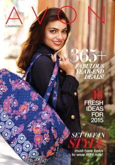 Avon Brochure Campaign 1 2015