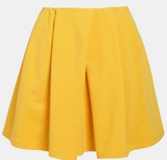 Break out of the winter doldrums with this hot yellow mini!