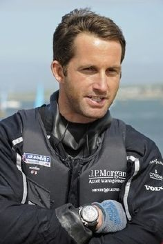 Ben Ainslie of the UK has won three gold medals and a silver in sailing since 1996 and will be defending his gold in Weymouth. Henri Lloyd, Sports Personality, We The People, Olympics, Sailing, Rain Jacket, Windbreaker, Bring It On, Football