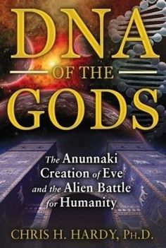 "[Ω] Further developing the revolutionary work of Zecharia Sitchin, Chris Hardy shows that the ""gods"" of ancient myth, visitors from the planet Nibiru, created us using their own ""divine"" DNA--first through DNA extraction from their own ribs' marrow and later by direct relations with early human females. Drawing upon multiple sacred texts, Hardy details the genetic engineering of humanity by Anunnaki scientist Ninmah, with the help of Enki and Hermes."