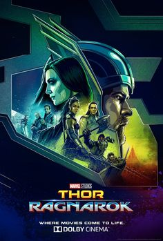 Thor is back to Asgard, with new adventures, along with our green hero, Hulk. And so we are here with amazing printable Thor Ragnarok Poster collection. Marvel Avengers, Marvel Dc Comics, Marvel Heroes, Thor Ragnarok Movie, Thor Ragnarok 2017, Poster Marvel, New Thor, Loki Thor, Marvel Universe