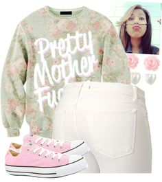 """Untitled #674"" by xhappymonstermusicx ❤ liked on Polyvore"