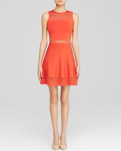 Ronny Kobo Dress - Bloomingdale's Exclusive Mabel Fit and Flare | Bloomingdale's