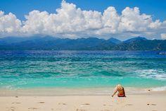 Gili Meno - one of the most beautiful island in Indonesia