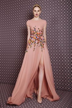 Georges Hobeika | Ready-to-Wear Fall-Winter 16-17 | Look 14