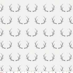 Taupe Antlers Fabric by Carousel Designs. Taupe antlers fabric printed on antique white background. Fabric is cut to order in one continuous piece. This is a cotton, wide, medium weight fabric. Toddler Comforter, Toddler Pillow, Royal Icing Transfers, Toddler Sheets, Free Fabric Swatches, Carousel Designs, Navy Fabric, Silver Fabric, Antlers