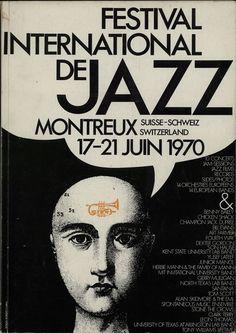 Various-Jazz,Festival International De Jazz - Montreux 1970,Switzerland,Deleted,TOUR PROGRAMME,568367