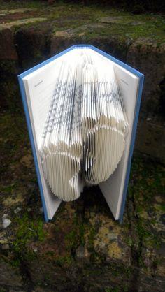 Folded+Book+Art++Book+folded+into+by+TheFoldedBookCompany+on+Etsy,+£15.00