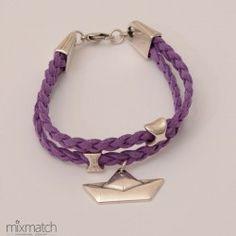 purple Pond Cord Bracelets, Spring Summer 2015, Pond, Purple, Jewelry, Fashion, Moda, Water Pond, Jewlery