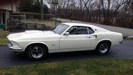 1969 Ford Mustang Boss 429 in Wimbledon White - KK 1535