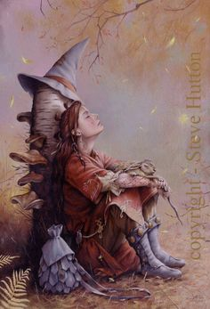 Magick Wicca Witch Witchcraft:  #Witch, Steve Hutton.