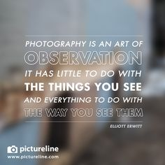 photography quotes elliott erwitt - Google Search
