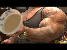 MUTANT Modified - WHEY & ICE CREAM with Rich Piana and Ron Partlow