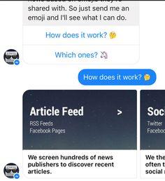 EmojiNews Chatbot
