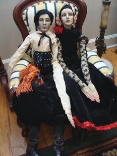sardeaux dolls - Google Search