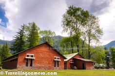 Landscapes from Himachal, India