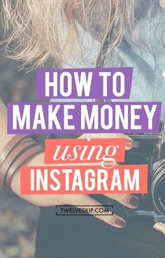 How To Make Money Using Instagram  #RePin by AT Social Media Marketing - Pinterest Marketing Specialists