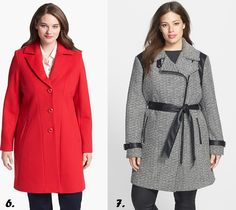 Shapely Chic Sheri - Currently Craving: 10 Plus Size Coats #plussizecoats #cutecoats #plussizefashion #fatshion #plussizeclothes #coats #plussizejackets