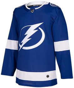 958a5c58a adidas Men s Tampa Bay Lightning Authentic Pro Jersey Tampa Bay Lightning
