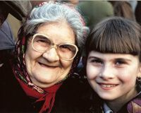 Nina & Tanya - Isaiah 58 ministry of IFCJ - Many in old Soviet Union lack basic nutrition and medical care. We can help.