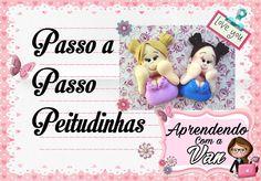 (DIY) PASSO A PASSO PEITUDINHA COM MOLDE MINI PETS P