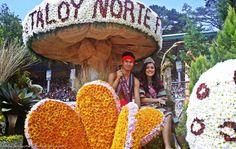 Sole Escape: Panagbenga Festival 2015, Baguio City