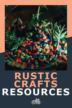 This resources list changes all that. Here's the place with information on actually carrying out the instructions, and putting all that inspiration into practice. #craftresources #rusticcrafts #diycrafts Garden Junk, Garden Art, Rustic Crafts, Diy Crafts, Fox Farm, Rustic Hardware, Rustic Furniture, Website, Blue