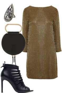 What to wear to a fall wedding: The Edge.
