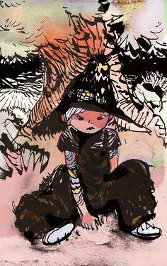 Nicolas Nemiri - porfolio illustration