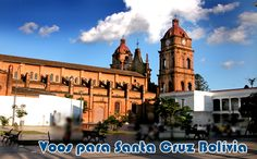 Voos em promoção para Santa Cruz na Bolívia #voos #passagensaéreas #santacruz #bolivia #viagens