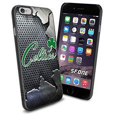 "Boston Celtics Logo Iron iPhone 6 4.7"" Case Cover Protector for iPhone 6 TPU Rubber Case SHUMMA http://www.amazon.com/dp/B00VQ85TC4/ref=cm_sw_r_pi_dp_UrMRwb10GTCDG"