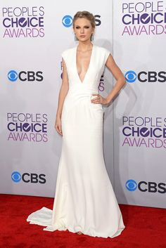Taylor Swift - Ralph Lauren Collection - People's Choice Awards